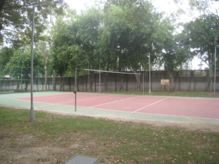 PA_Volleyball Court